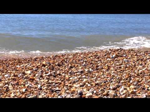 Waves on beach  test video recording Nokia 1020