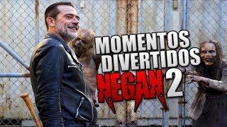 Momentos divertidos de Negan | Parte 2 | Español Latino HD
