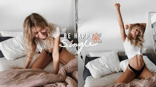 Baixar HOW TO BE HAPPY SINGLE | 8 Tips On Being Alone