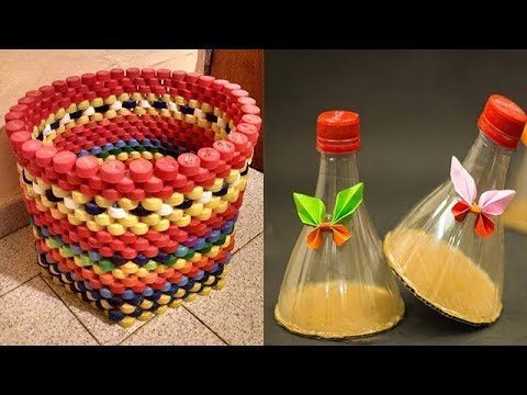 Most Creative Ways To Reuse Old Plastic Bottles Plastic Bottle