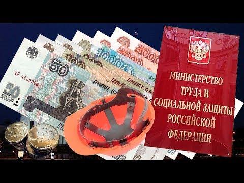 Как Прожить на МРОТ в России Минимальный Размер Оплаты Труда
