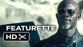 Furious 7 Featurette - Meet the Cast (2015) - Djimon Hounsou, Jason Statham Movie HD