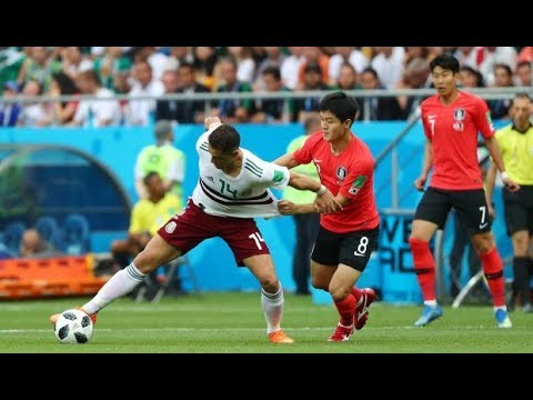 MEXICO 2 VS COREA DEL SUR 1 MU mexico