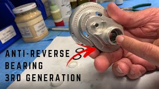 Accurate Fishing Anti-Reverse Bearing Explained!