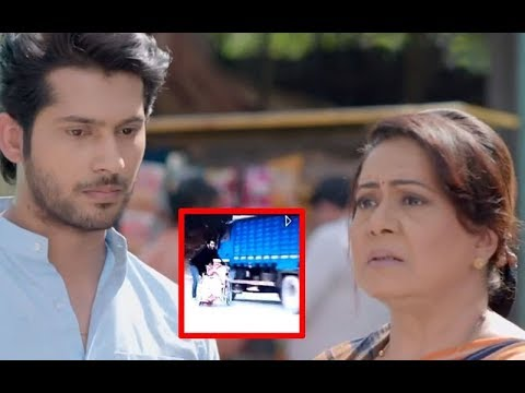 Truck Loses Control, Namish Taneja Saves Co-Star Neelu Vaghela From Being Run Over- Shocking Video!