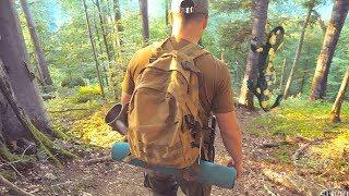 24 Stunden im Wald ohne essen