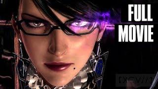 Bayonetta 2 · FULL GAME MOVIE (Cutscenes / Cinematics / Gameplay / Ending)