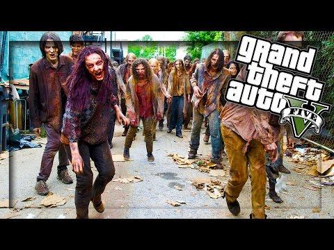 GTA 5 VITA DA SOPRAVVISSUTO #22 - I MILITARI ATTACCANO LA BASE!!!