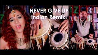 Sia - Never Give Up - Hindi/English Mix ft. Alok Verma