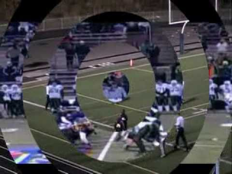 KEVIN BRODIE 3 RB SS 2010 FOOTBALL HIGHLIGHTS