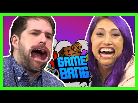 BIG MOUTH GAME (Game Bang)
