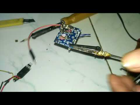 Convert board wltoys f939, f949, f959 to brushless