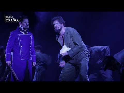 Musical Los Miserables UAH [2017].