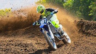 David Pingree shakes down the 2019 Yamaha YZ250F.