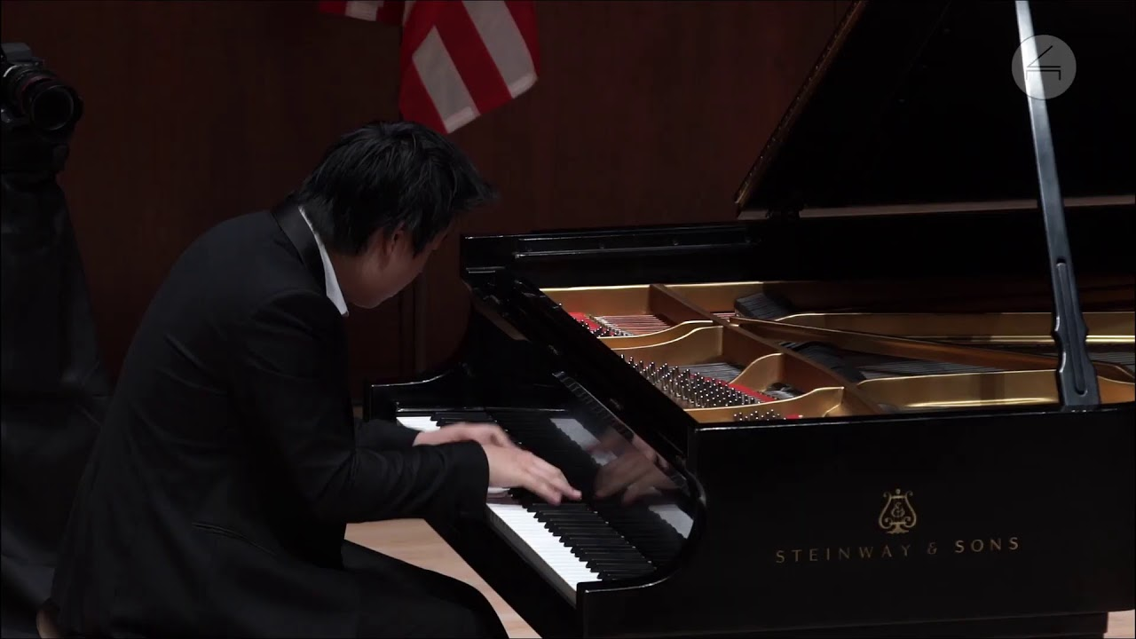 2019 Cliburn International Junior Piano Competition Semifinal Round Concert  2
