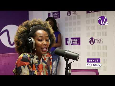 DENISE sur Vibe Radio Côte d'Ivoire