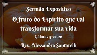 O fruto do Espírito que vai transformar sua vida