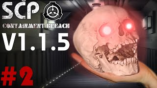 NEIN! NEIN! NEIN! - SCP Containment Breach V1.1.5 - #2