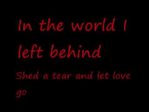 U2-A Day Without Me (Lyrics)