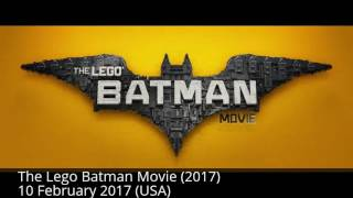 New Upcoming Movies of Hollywood Trailers in February  2017