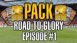 FIFA 15 | PACK RTG #1 - Back to the Roots | Let