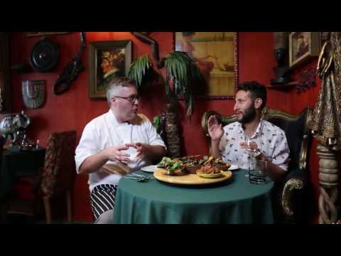 Episode (11) - Exotic & Eco-friendly food from around the world - Gawlat & Oklat Mico Season Two