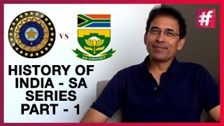 #fame Cricket - History Of India Vs South Africa Series - Part 1