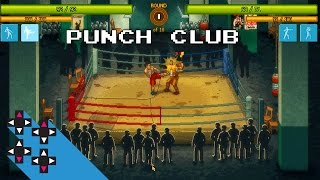 PUNCH CLUB HAS SO MANY REFERENCES — UpUpDownDown Plays
