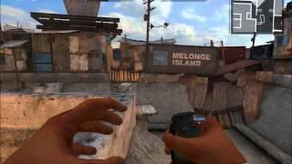 Gameplay de Bullet Run do Pirata