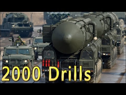 2,000 Military Drills In Russia WW3 In Ukraine Putin vs NATO