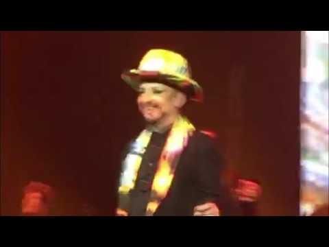 Boy George & Culture Club - Like I Used To. Las Vegas - August 21, 2016
