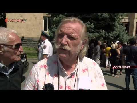 Տեսանյութ.  Քոչարյանի թիկնապահները զուգարանում ծեծում էին 2 տղամարդու. Պողոս Պողոսյանի սպանության ականատես