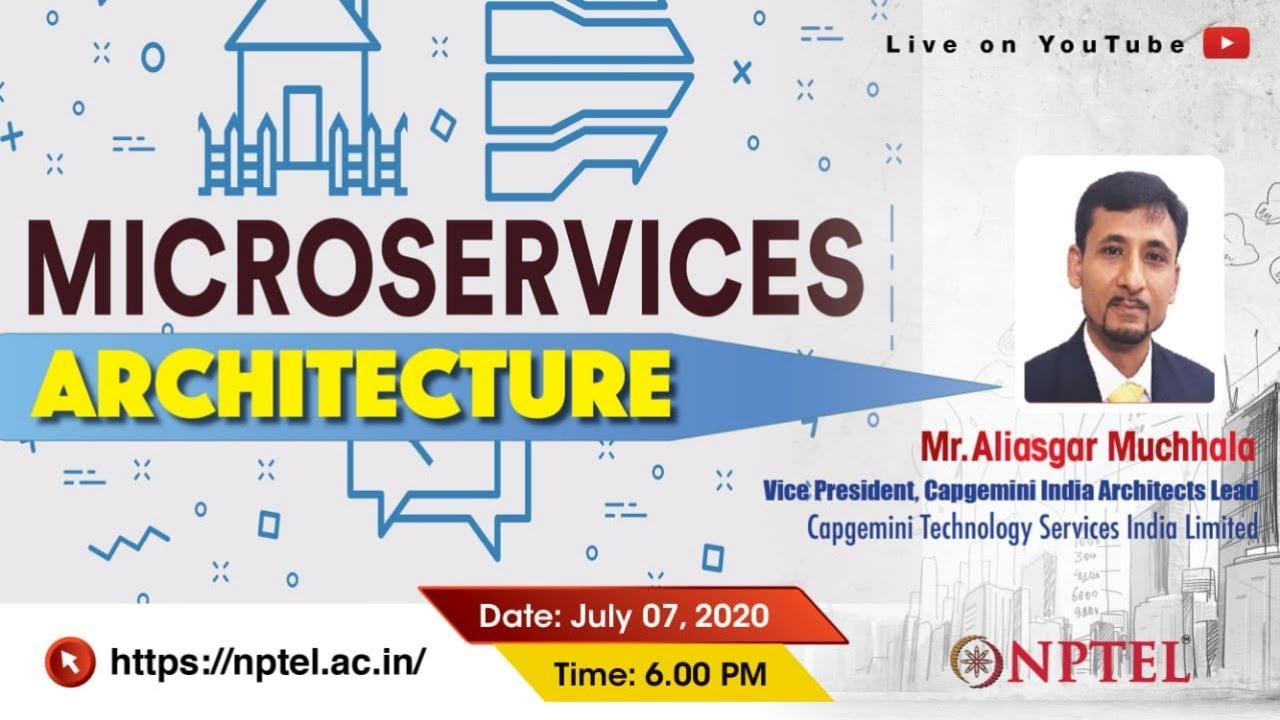 Live_Microservices Architecture
