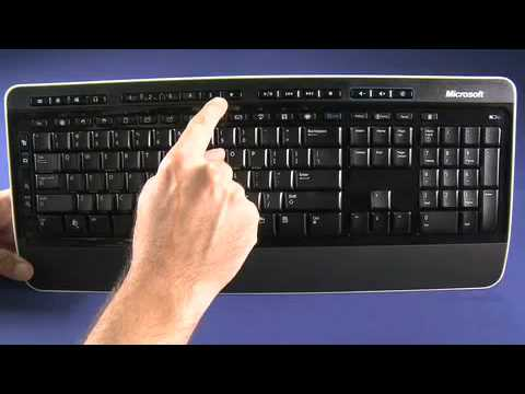 microsoft wireless keyboard 3000 review youtube. Black Bedroom Furniture Sets. Home Design Ideas