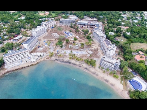 Royalton Resort Saint Lucia Under Construction Coming Soon