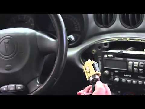 How To Replace And Install An Ignition Lock Cylinder In A 97 2006 GM - AutoZone