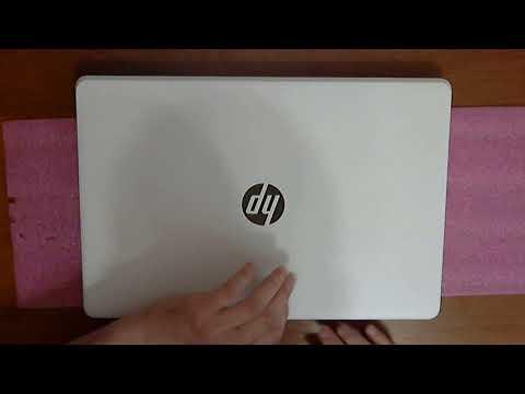 HP 15-BS588UR разборка и мини обзор