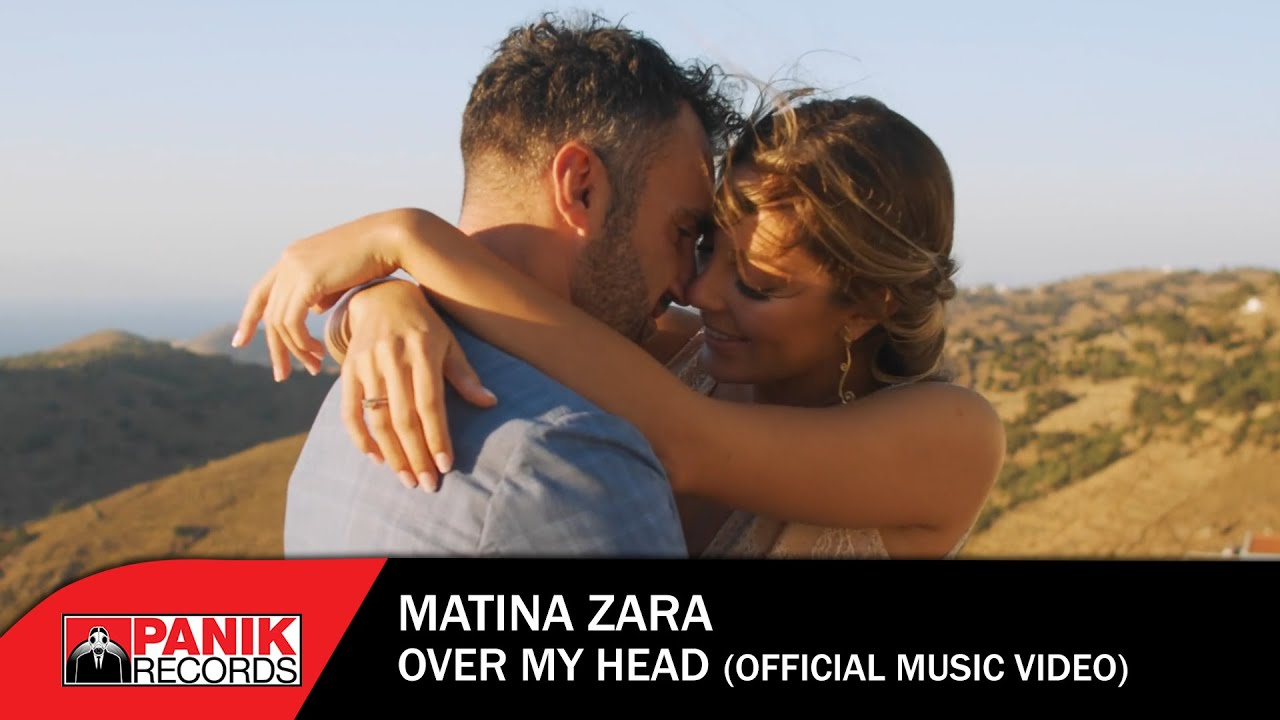 Download Matina Zara - Over My Head - Official Music Video