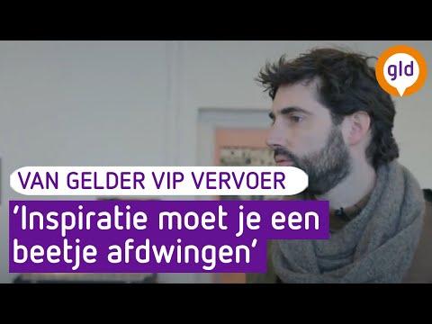 Van Gelder VIP Vervoer 17 maart 2018 - Van Gelder Vip Vervoer - Ruben Hein