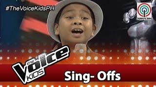 Team Lea Sing-Off Rehearsal - Peter Vallejos