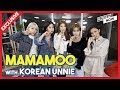 [Exclusive Interview] Mamamoo with Korean Unnie(마마무 독점 인터뷰)