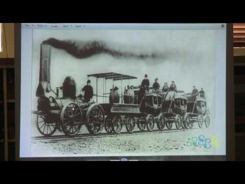Simsbury Free Library presents: Rails to Trails - The Iron Horse in Simsbury 1850-2016
