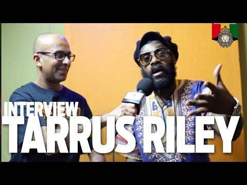 Interview with Tarrus Riley, January 2016