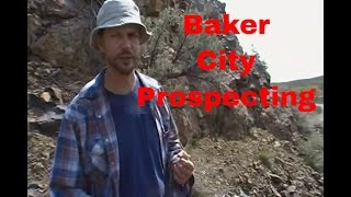Baker City Prospecting Full Length Movie
