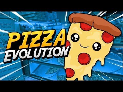 LAS PIZZAS MÁS KAWAIIS | Pizza Evolution