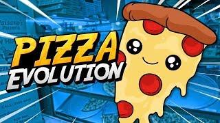 LAS PIZZAS MÁS KAWAIIS   Pizza Evolution