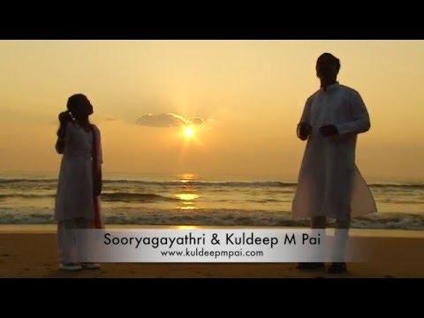 Vande Mataram - Sooryagayathri & Kuldeep M Pai - 'Vande Guru Paramparaam'