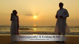 Vande Mataram - Sooryagayathri & Kuldeep M Pai