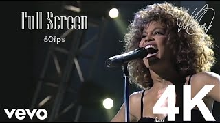 Whitney Houston - Greatest Love Of All 1990 Arista Records - HIGH QUALITY - FULL SCREEN