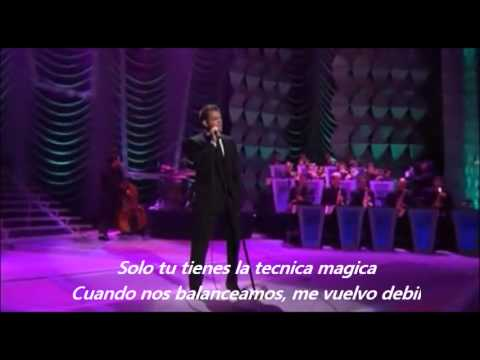 Michael Buble - Sway (Subtitulos)